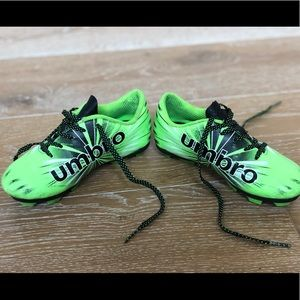 Toddler Boys outdoor soccer cleats